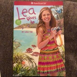 Lea Dives In